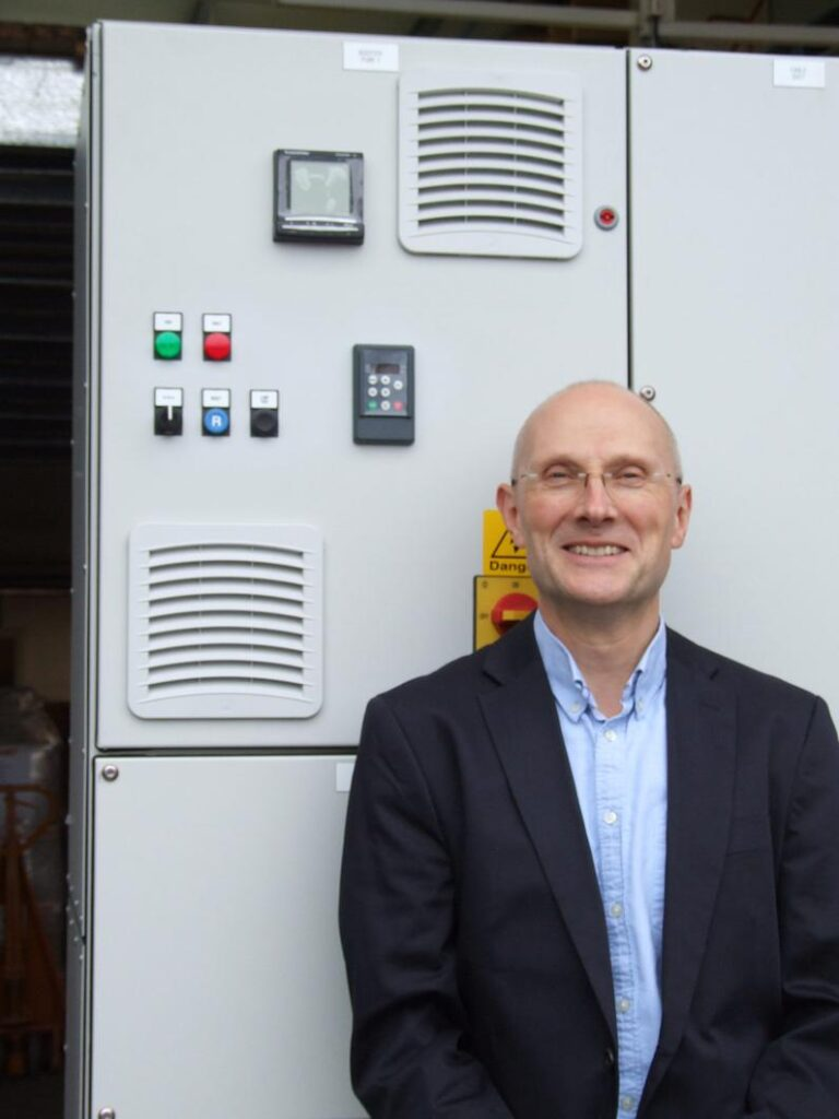 tredwell managing director and founder